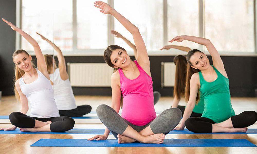 γυμναστική εγκυμοσύνης