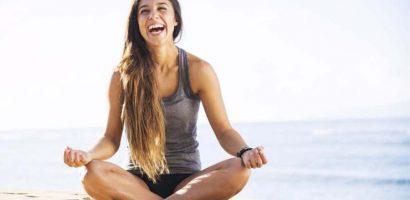 yoga-γέλιου